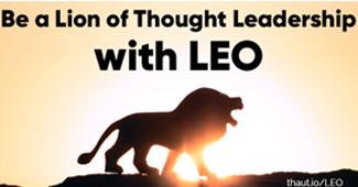 The LEO Model of Thought Leadership