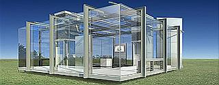 Two Ways to  Market from Glass Houses