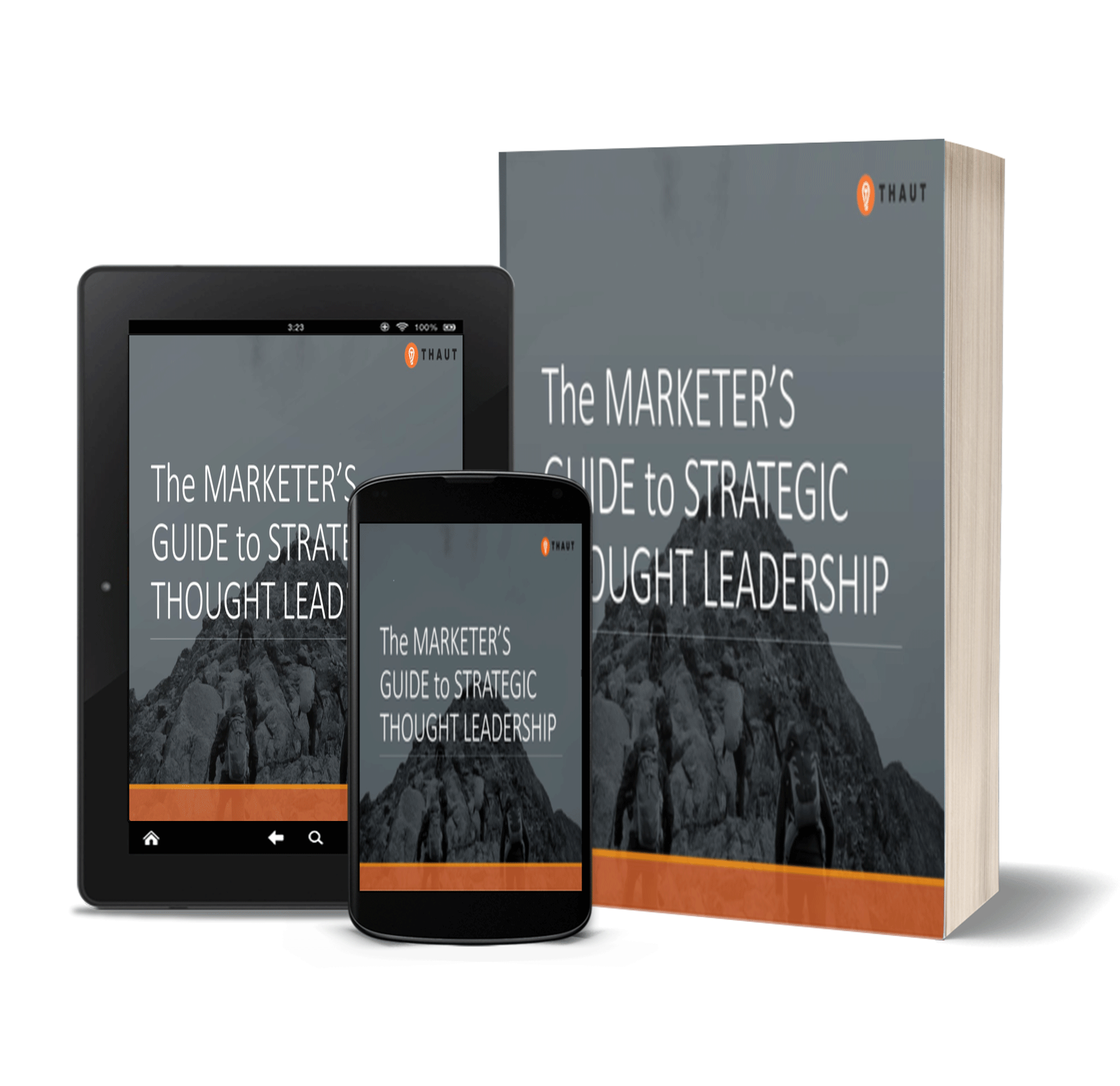 Marketers Guide to Strategic Thought Leadership
